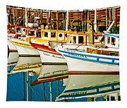 The Crab Fleet Tapestry