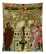 The Crucifixion Of Our Lord Tapestry
