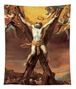 The Crucifixion Of St Andrew Tapestry