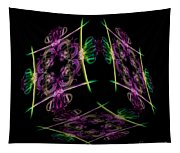 The Cube 7 Tapestry