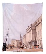 The Custom House, From London Tapestry
