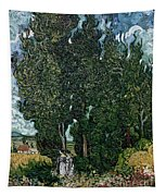 The Cypresses Tapestry