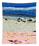 The Dancing Seagull Tapestry