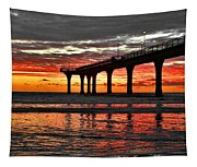 The Day Has Arrived  Tapestry