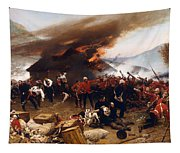 The Defence Of Rorke's Drift 1879 Tapestry