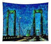The Delaware Memorial Bridge Tapestry