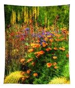 The Desert Abloom Tapestry