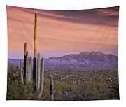 The Desert Beckons  Tapestry