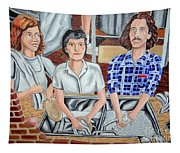 The Dishwashers Tapestry