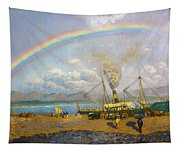 The Downpour  Tapestry