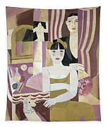 The Dressing Room Tapestry