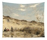 The Dunes Of Dunkirk Tapestry