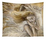 The Ecstasy Of Angels Tapestry