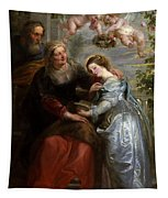 The Education Of The Virgin Tapestry