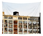 The Electric Factory Tapestry
