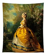 The Empress Eugenie Tapestry