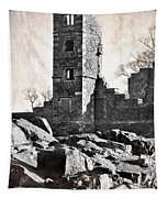 The Empty Tower Tapestry