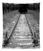The End Of The Line Tapestry