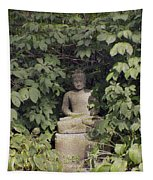 The Enlightened One Tapestry