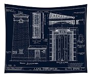 The Erie Land Lighthouse Tapestry