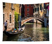 The Essence Of Venice Tapestry