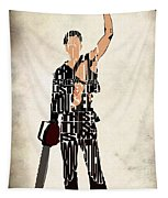The Evil Dead - Bruce Campbell Tapestry