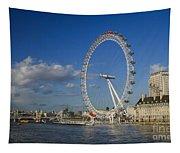 The Eye In London Tapestry