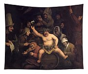 The Feast Of Bacchus, 1654 Tapestry