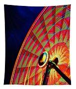 The Ferris Wheel 7/10/14 Tapestry