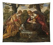 The Finding Of Moses Tapestry