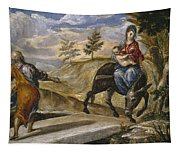The Flight Into Egypt Tapestry