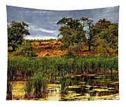 The Flock II Tapestry