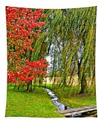 The Flow Of Autumn Tapestry