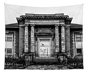 The Free Library Of Philadelphia - Manayunk Branch Tapestry