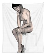 The Freethinking Girl Tapestry