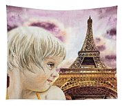 The French Girl Tapestry
