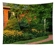 The Garden Path Tapestry