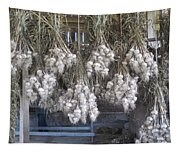 The Garlic Harvest Tapestry