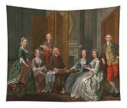 The Gascoigne Family, C.1740 Tapestry