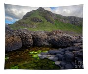The Giant's Causeway - Peak And Pool Tapestry