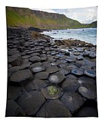 The Giant's Causeway - Staircase Tapestry