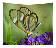 The Glasswing  Tapestry