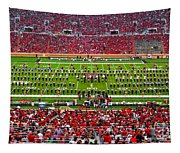 The Going Band From Raiderland Tapestry