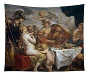 The Golden Apple Of Discord Tapestry