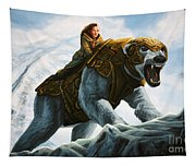 The Golden Compass  Tapestry
