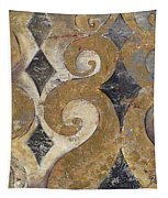 The Golden Ornaments Tapestry