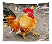 The Golden Rooster Tapestry