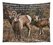 The Good Shepherd's Sheep Tapestry