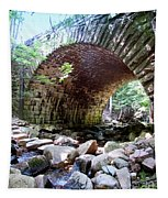 The Gorge Trail Stone Bridge Tapestry