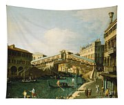The Grand Canal   Venice Tapestry